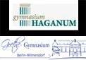 Gymnasium Haganum (NED), Goethe Gymnasium (D)