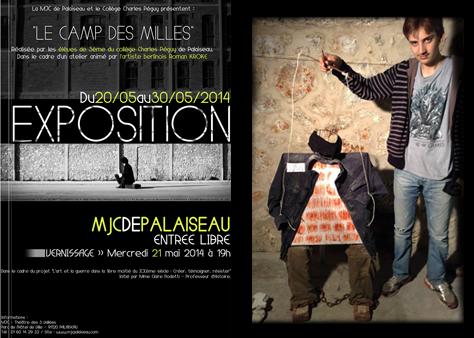 Expo_atelier Camp des Milles